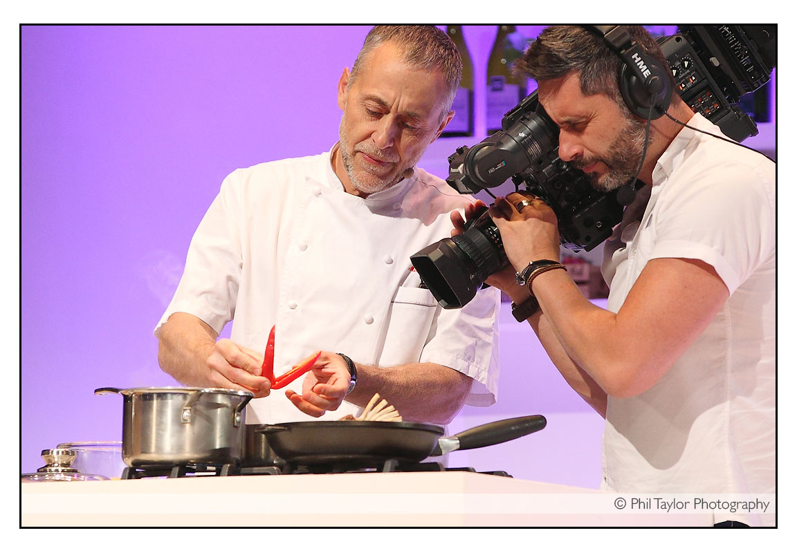 Food Show Photographer For Harrogate and Birmingham