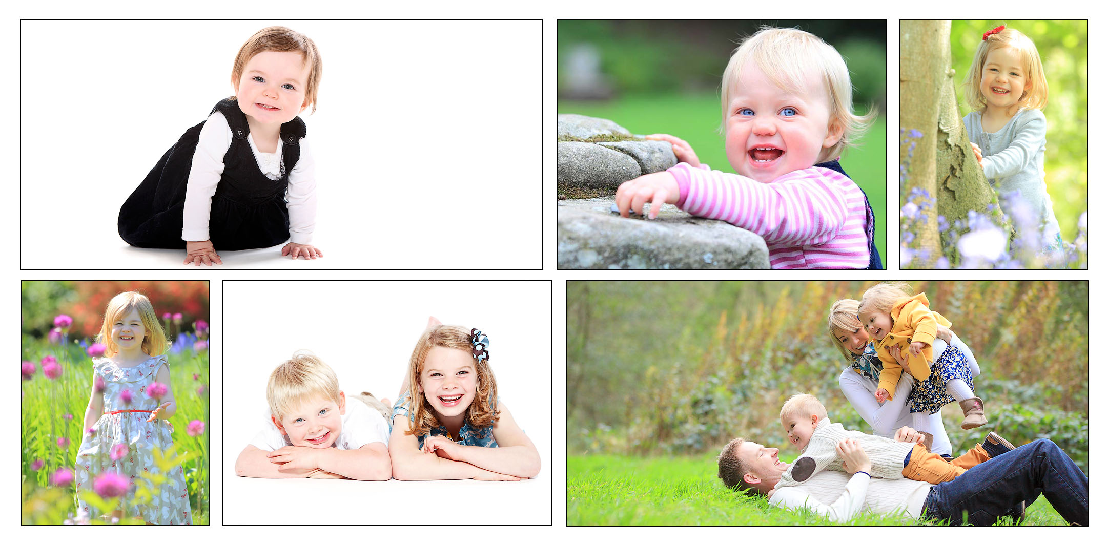 Family & Childrens Photography Sessions In Harrogate, Leeds & York Areas