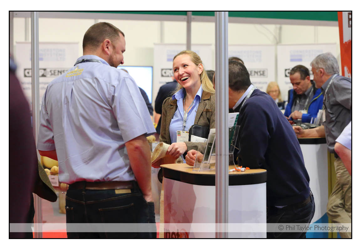 Exhibition and Trade Show Photographer In Harrogate
