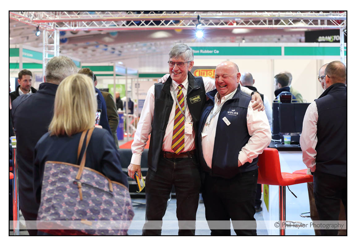 Exhibition Photography In Harrogate