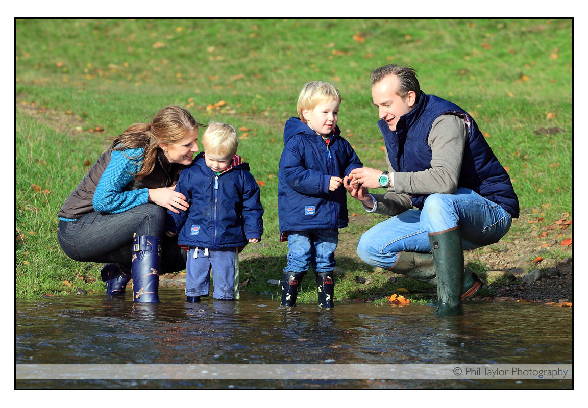 Family Portrait Photography In Leeds Area