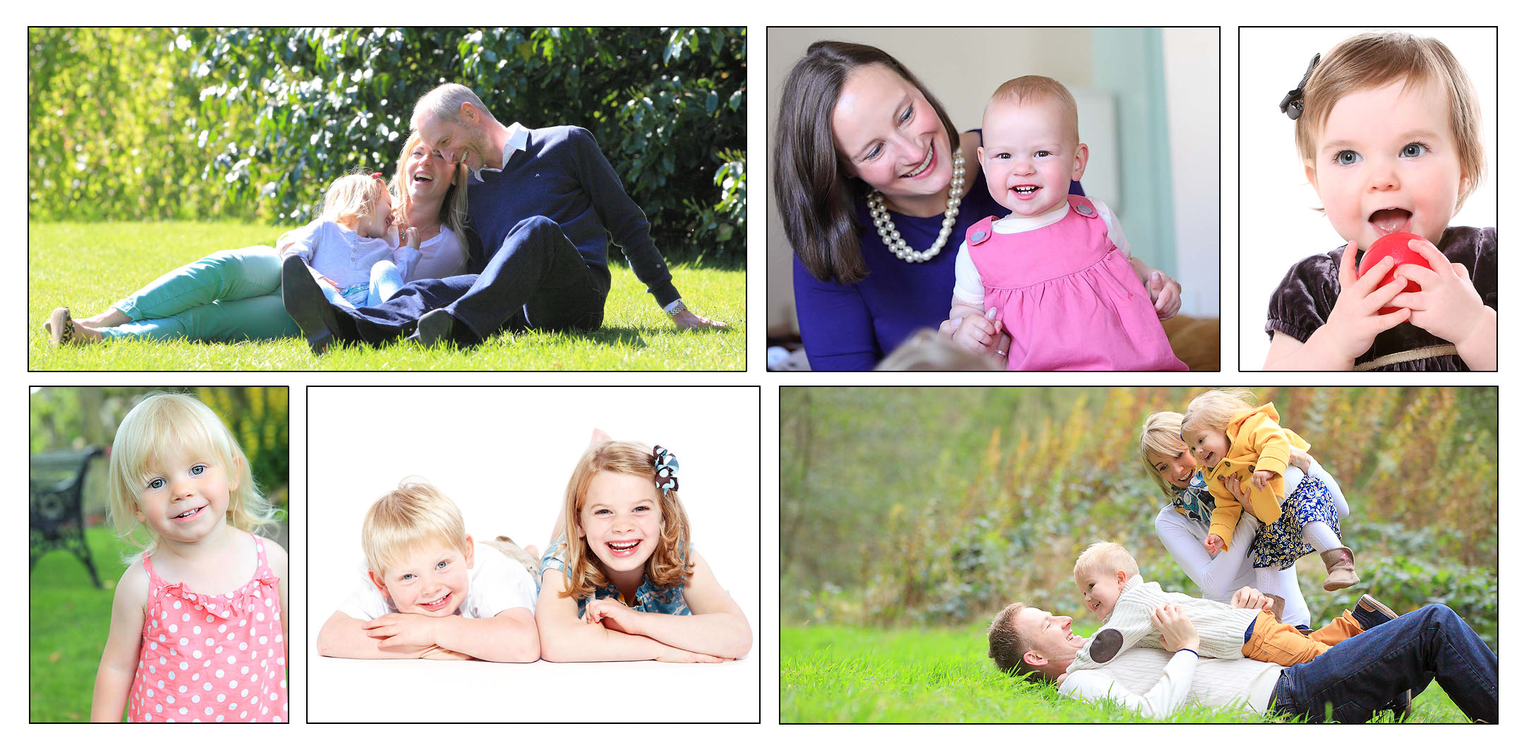 Family Photography In Harrogate, Leeds & York Areas