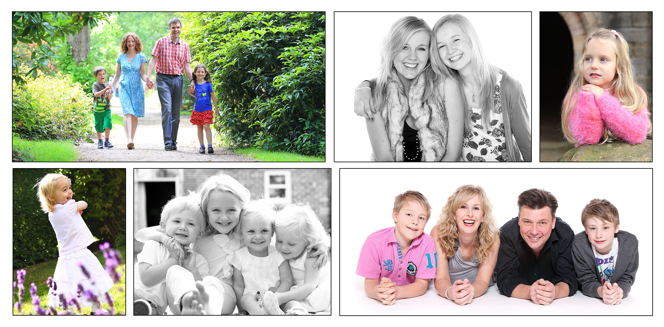 Childrens Portrait Photography In Harrogate, Leeds & York Areas