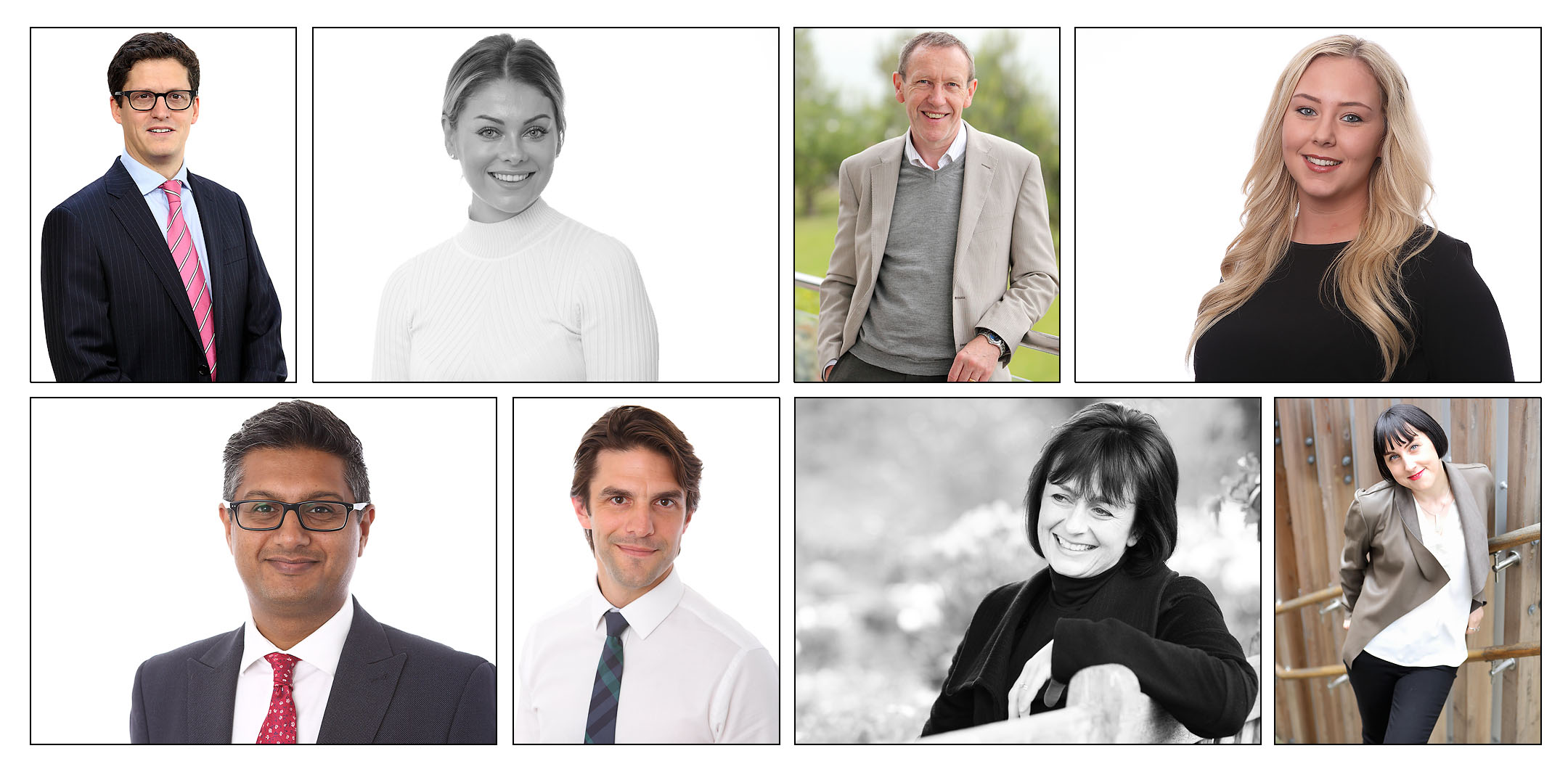 Business Headshots In Harrogate, Leeds & York Areas
