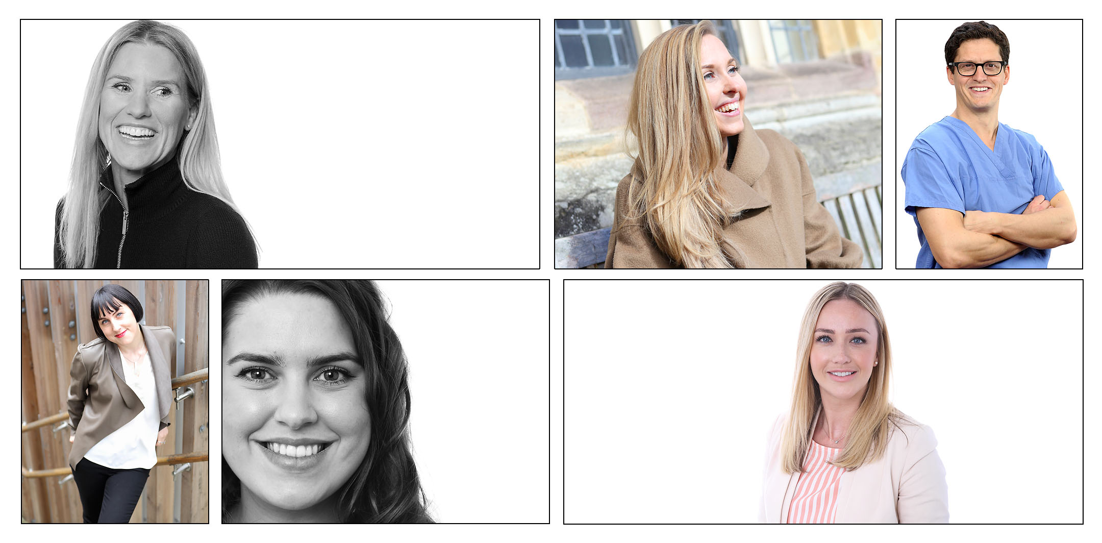 Headshots In Harrogate, Leeds & York