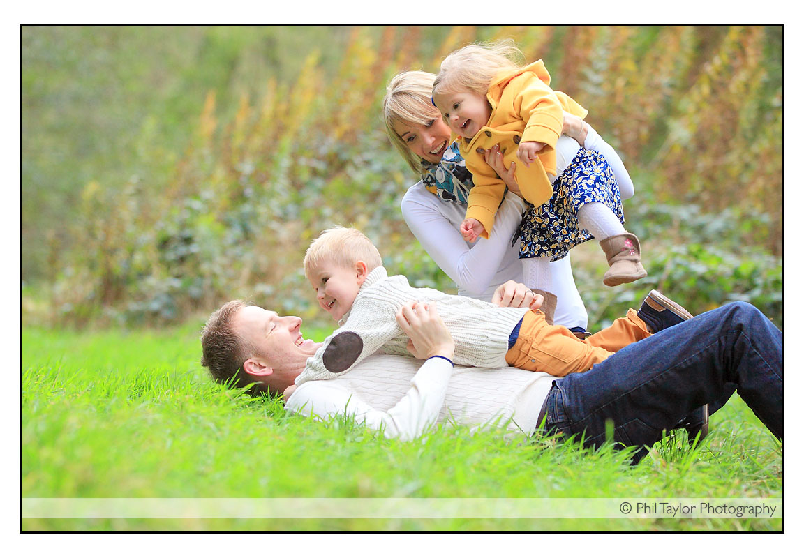 Family Photographer In Leeds